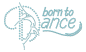 Preview: strass-motiv-born-to-dance-mint