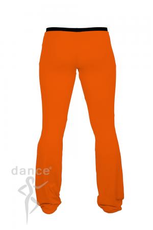 Jazzpants Stripe orange-black