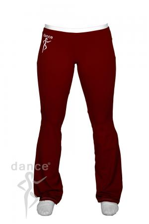 Jazzpants Stripe bordeaux