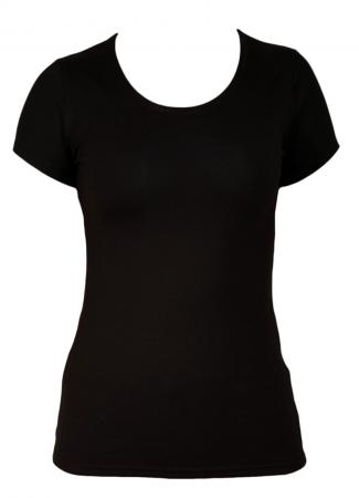 T-Shirt BW black