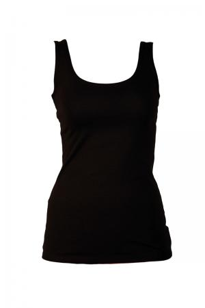 Top BW black