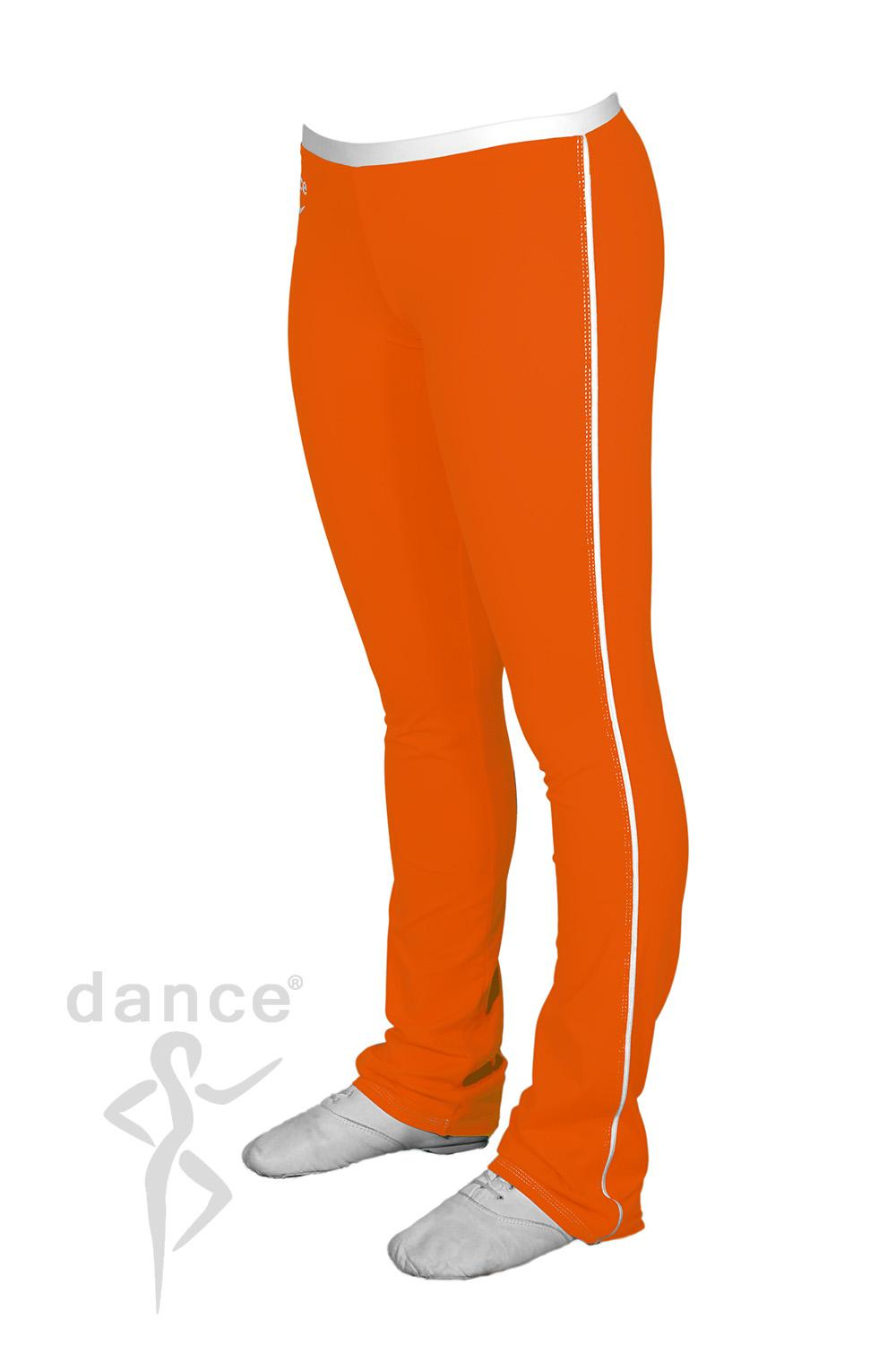 Jazzpants Stripe orange