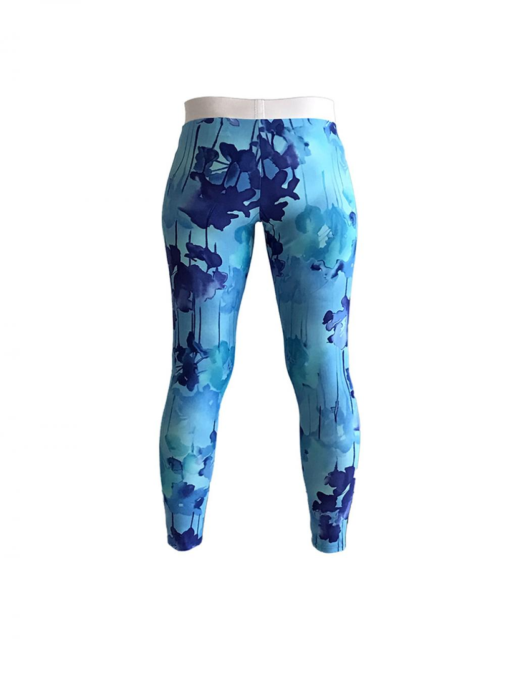 Leggings Aqua
