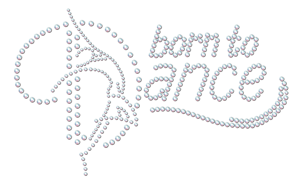 strass-motiv-born-to-dance-holo