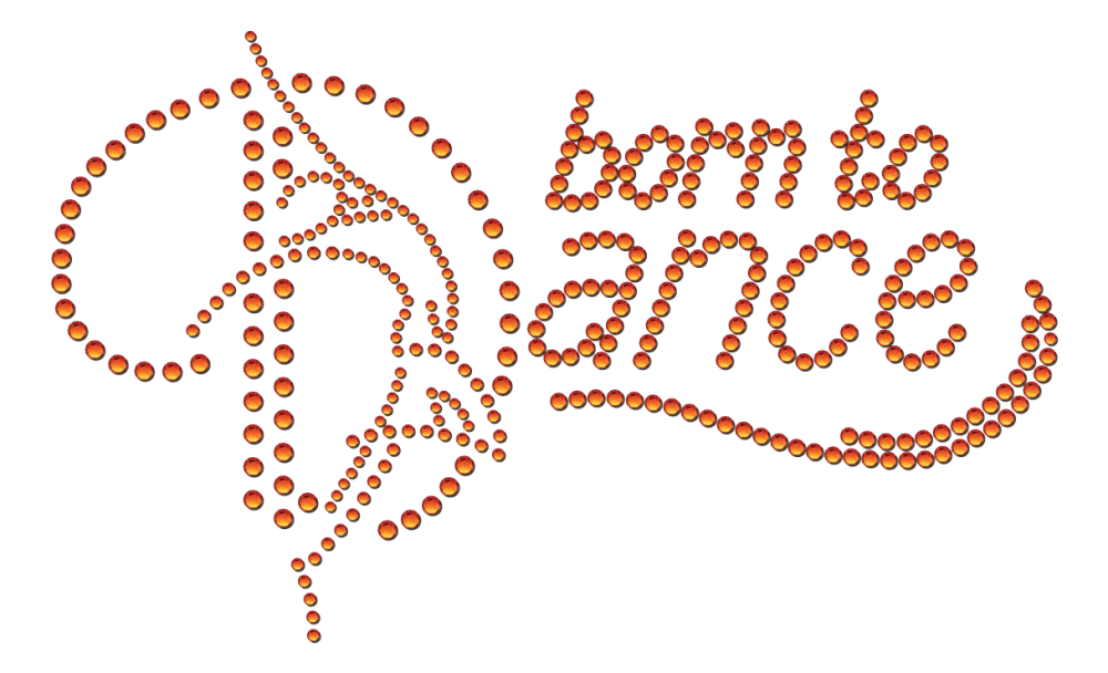 strass-motiv-born-to-dance-orange