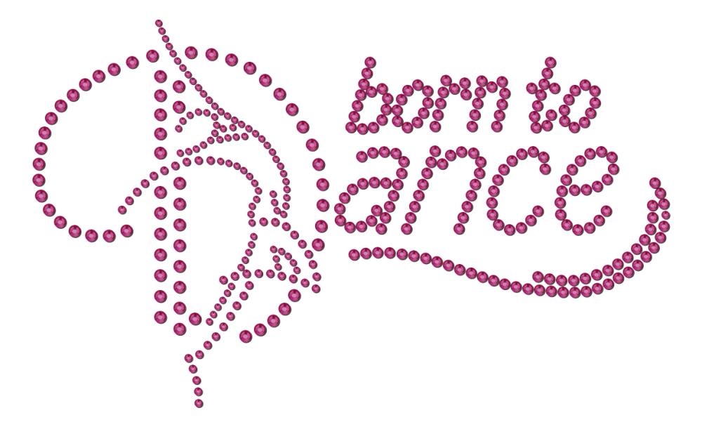 strass-motiv-born-to-dance-pink